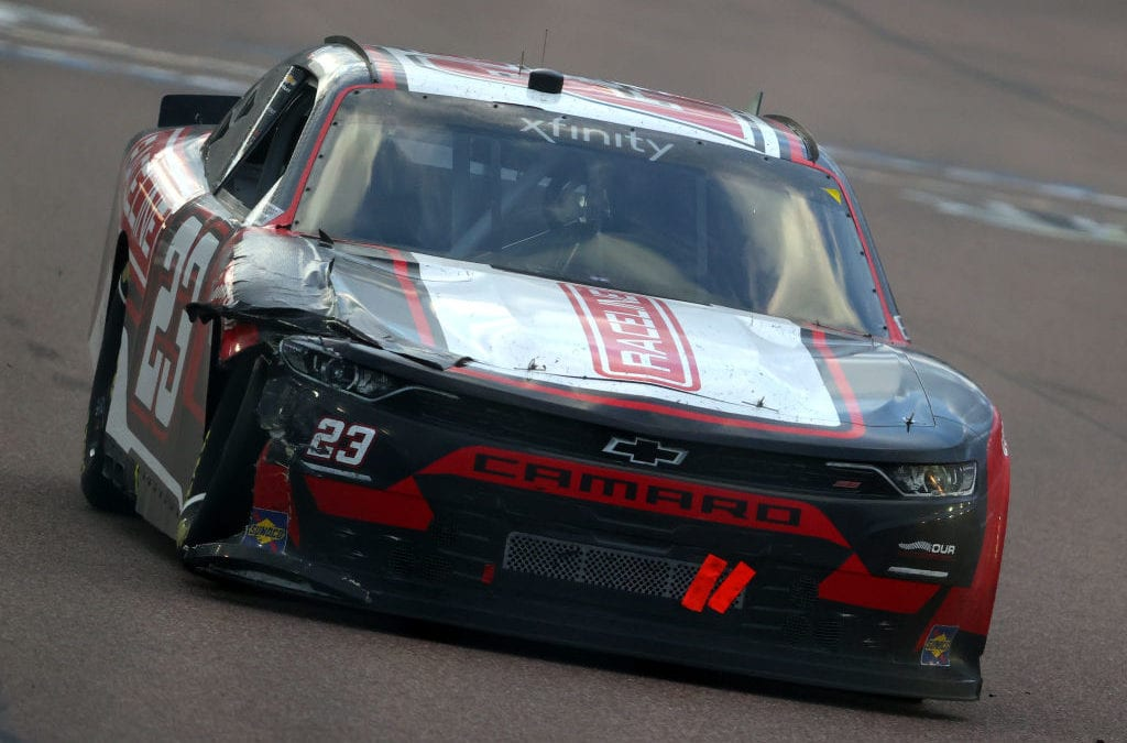 Blaine Perkins Makes Xfinity Debut with Our Motorsports as Moffitt Looks to Continue Strong Season
