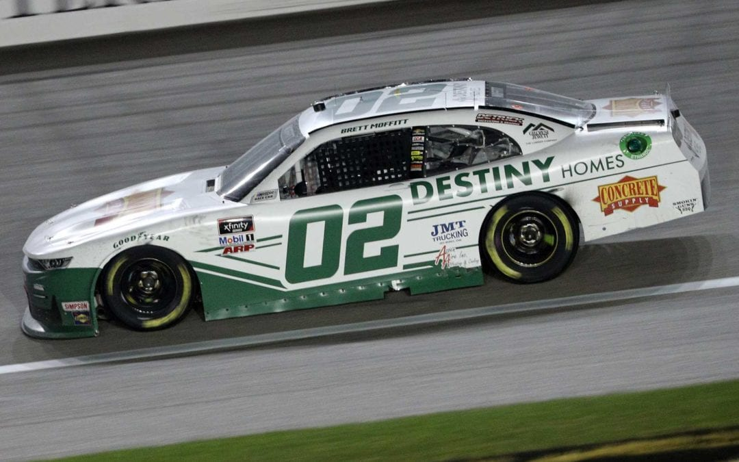 Brett Moffitt & Blaine Perkins Race Under The Lights In Martinsville – Weekly Race Advance