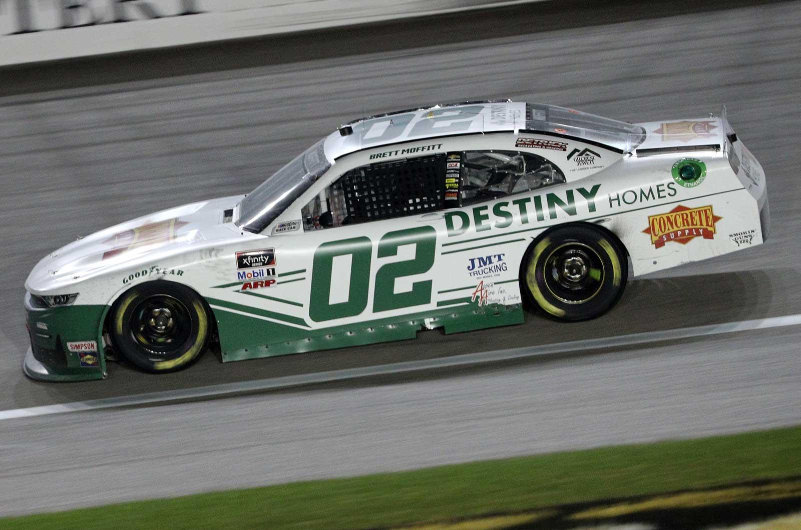 Brett Moffitt 02 Car
