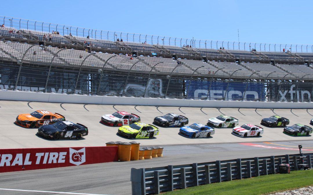 Drydene 200 POST RACE REPORT