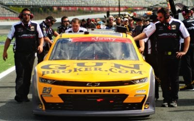 Ty Dillion to pilot the No.23 at Charlotte Motorspeedway