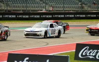 Sokal to Sponsor the No.02 Chevy at COTA