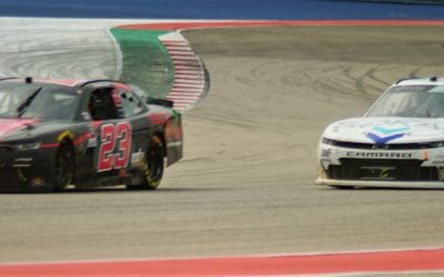 Moffitt, Lally battle dramatic twists and turns of Circuit of the Americas