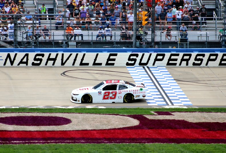 Tennessee Lottery 250 Post Race