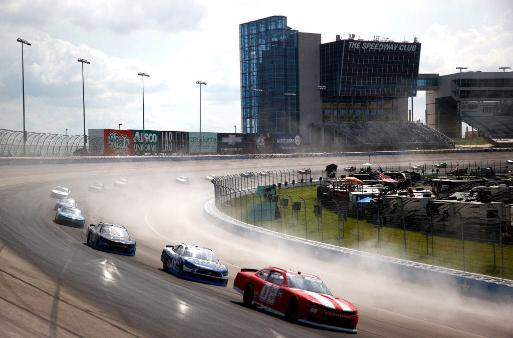Moffitt leads Our Motorsports at Texas with eighth-place finish