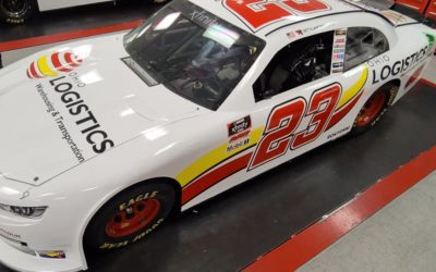 TYLER REDDICK RETURNS TO THE DRIVER SEAT OF THE NO.23 AT MICHIGAN