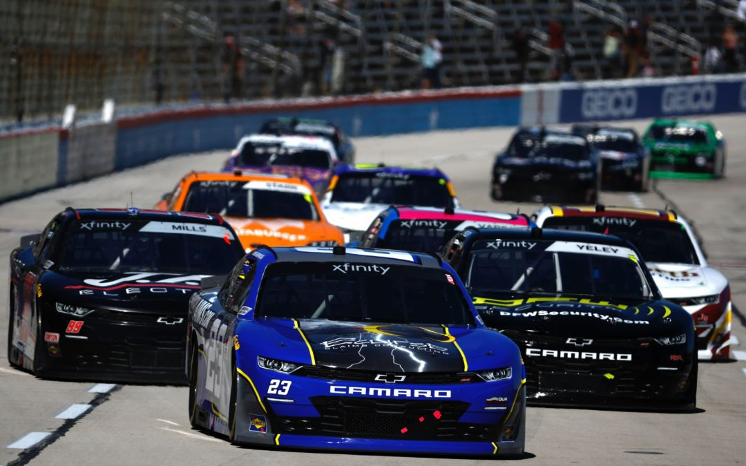The venture to Texas Motor Speedway has wrapped up as there are now just three races remaining in the 2021 NASCAR Xfinity Series season.